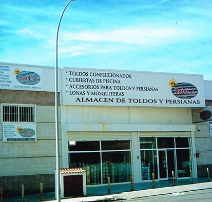 Instalación de Toldos en Córdoba - Toldos Saez