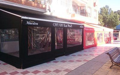 Parasoles en Córdoba