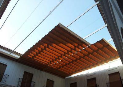 Toldo Palillería Córdoba - Toldos Saez