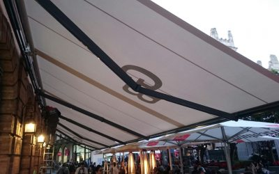 Parasoles para Bares en Córdoba